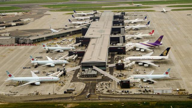 Trzeci pas, pod nim tunel. Ambitny plan rozbudowy największego lotniska w Europie