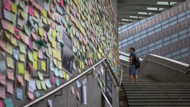 Władze zignorowały opozycję. Morze ludzi ma zalać ulice Hongkongu