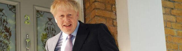 Boris Johnson zapowiada brexit  w Halloween.