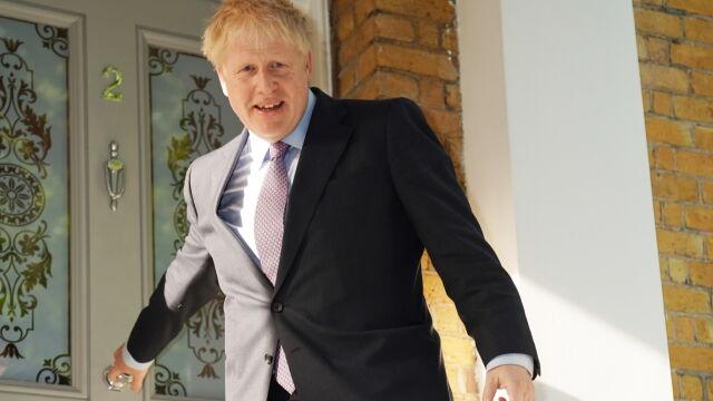 """Boris Johnson zapowiada brexit  w Halloween. """"Z umową lub bez"""""""