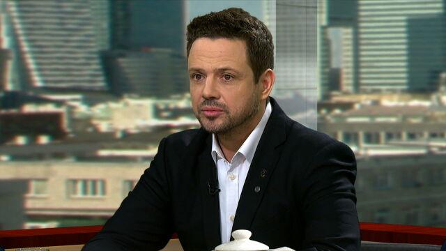 Rafał Trzaskowski o sprawie Tomasza Komendy