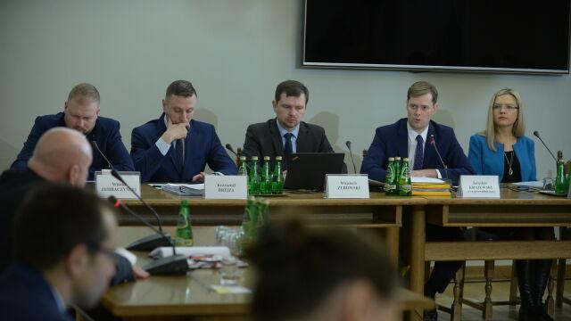 """""""Marcin P. nie był słupem"""". Funkcjonariusze ABW przed komisją Amber Gold"""