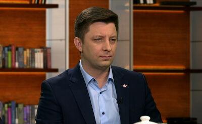 Michał Dworczyk o wizycie Merkel w Warszawie