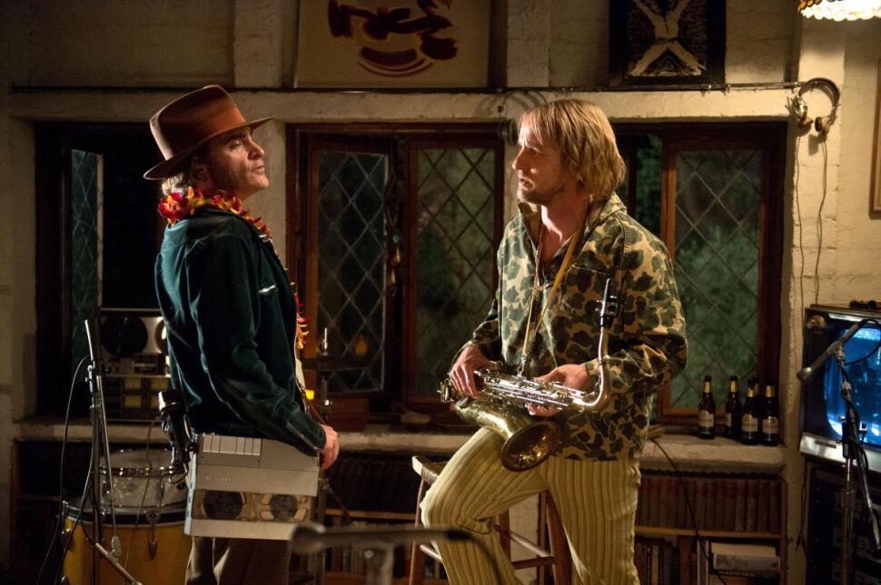 Joaquin Phoenix i Owen Wilson
