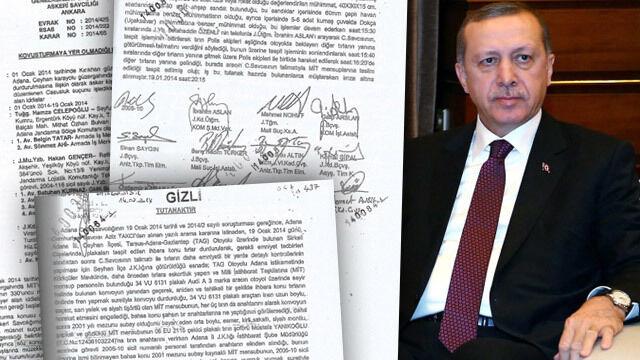 Erdogan zatwierdził transport broni dla  Al-Kaidy? W Turcji zakaz pisania o sprawie