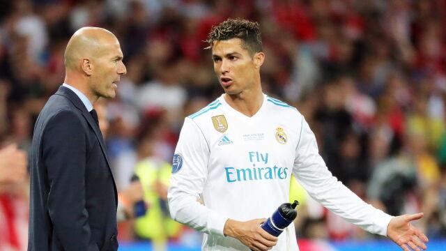 Odejście Zidane'a z Realu przyćmiło debatę o dymisji premiera