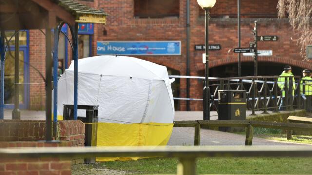 """""""NYT"""": Brytyjczycy coraz bliżej ustalenia sprawców ataku na Skripalów"""