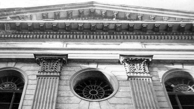 Kiedyś gospoda, później świątynia. Historia Synagogi pod Białym Bocianem