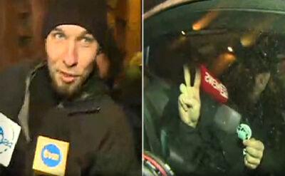 Polak wyszedł z rosyjskiego aresztu