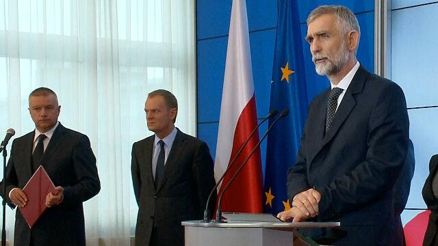 Maciej Grabowski ministrem środowiska