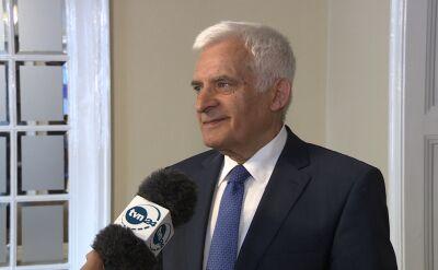 Jerzy Buzek o zwycięstwie PO w okręgu śląskim