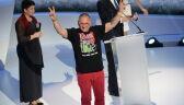 """Jerzy Owsiak - zwycięzca gali """"Ludzie Wolności"""" w kategorii Społeczeństwo"""