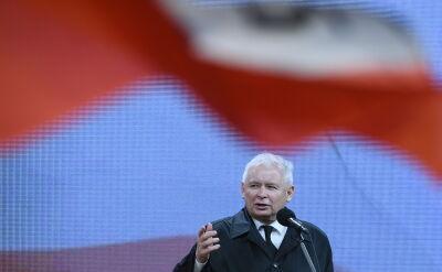 Sikorski: Kaczyński robi krzywdę pamięci swojego brata