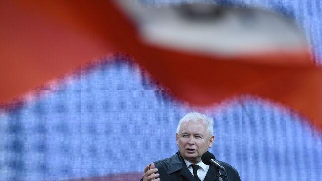 Całe wystąpienie Jarosława Kaczyńskiego 10 kwietnia 2017 r.