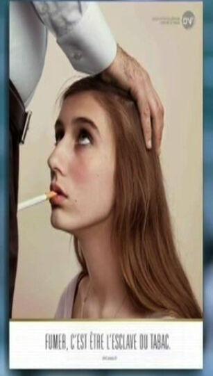Palenie Jak Gwałt Francuzi Oburzeni Nową Kampanią