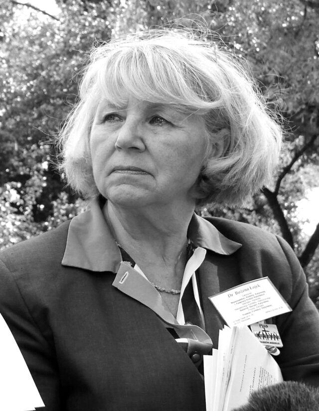 | Zenona Mamontowicz-Łojek