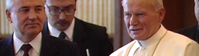 """Gorbaczow: """"Papież o stanie wojennym: słuszna decyzja"""""""