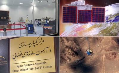 Irański pogram kosmiczny został objęty sankcjami