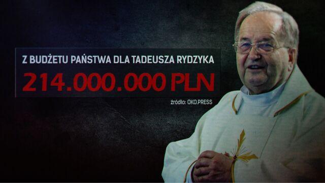 """""""Swoisty wkład w przyszłość polityczną PiS-u"""". Materiał """"Czarno na białym"""""""