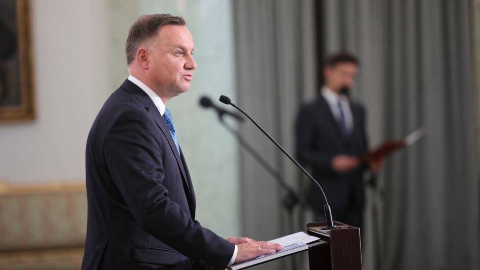"""Prezydent do ambasadorów o """"ukazywaniu prawdziwego oblicza Polski"""""""