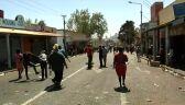 Zamieszki w RPA