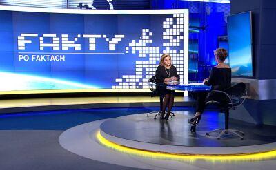 """Dwie prośby sędzi Anny Bator-Ciesielskiej w """"Faktach po Faktach"""""""