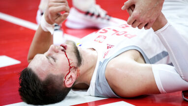 Krew, pot i szwy. Twardziel Mateusz Ponitka