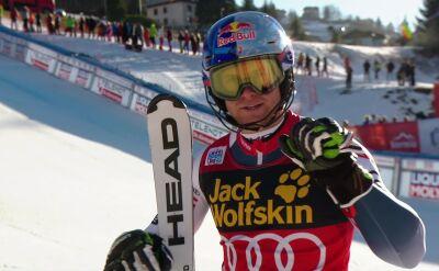 Pinturault wygrał kombinację alpejską w Bormio
