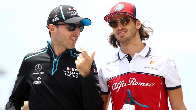 Media: Kubica bliski kontraktu i pozostania w Formule 1