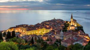 Bajkowy Piran i problem z granicą. Rośnie  napięcie między Słowenią i Chorwacją