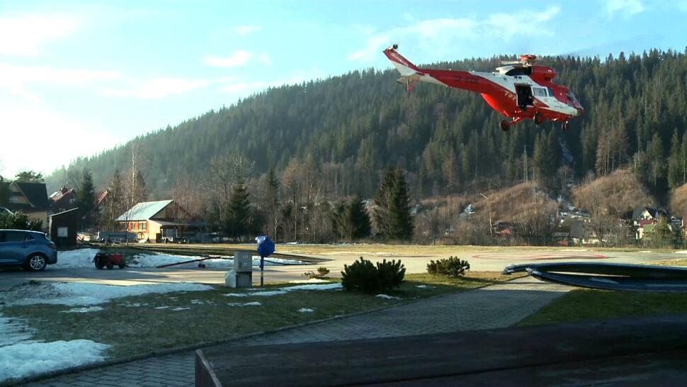 Seria wypadków w Tatrach. Nie żyje 25-letni Polak