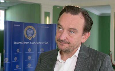 Rzecznik KRS o antysemickim wpisie, który miał zamieścić sędzia Jarosław Dudzicz