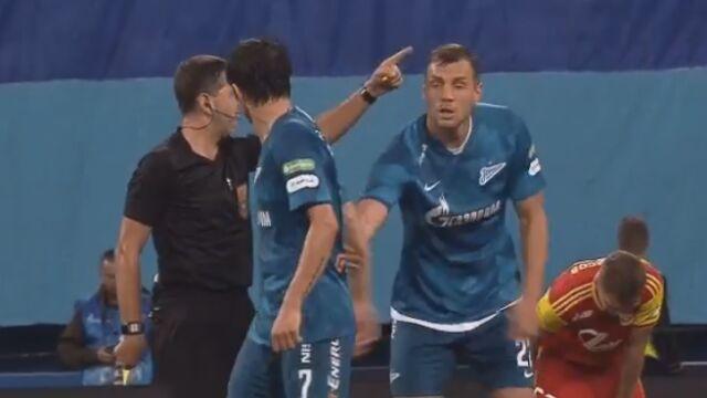 Kapitan reprezentacji Rosji wściekł się na kolegę. Przyspieszył jego zmianę