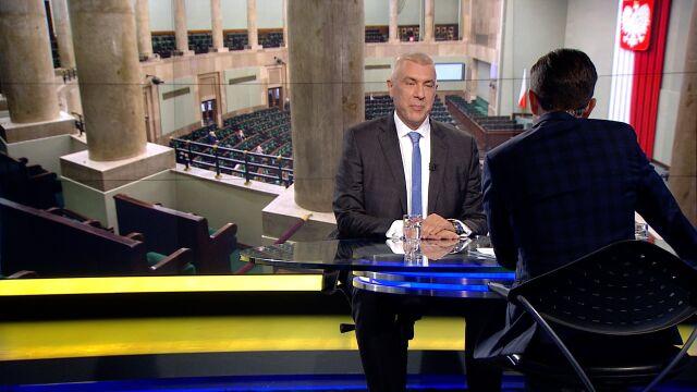 Giertych: przerwanie posiedzenia Sejmu to ubezpieczenie na wypadek przegranych wyborów
