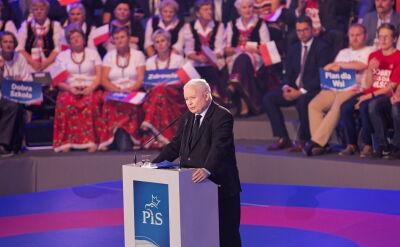 Mirosław Oczkoś o prezesie PiS: on jest w głębi duszy punkiem