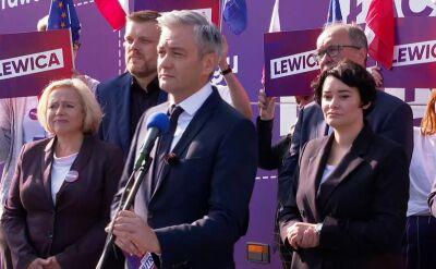"""""""Lewicobus"""" rusza w Polskę. Przystanki w 41 okręgach"""