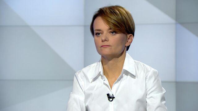 Jadwiga Emilewicz o obietnicach PiS dot. wzrostu płacy minimalnej
