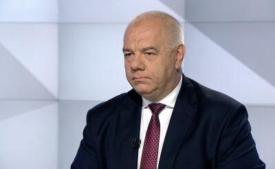 Jacek Sasin o programie wyborczym Prawa i Sprawiedliwości