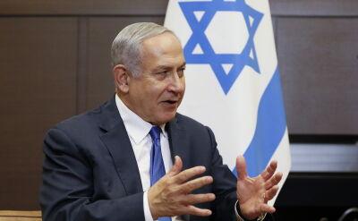 Spotkanie Benjamina Netanjahu z Władimirem Putinem