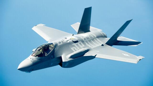 """""""F-35 nie mogą współistnieć z rosyjską platformą zbierającą dane wywiadowcze"""""""