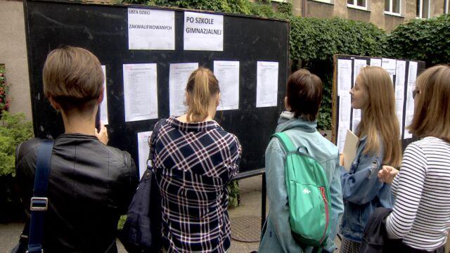 W Poznaniu zabrakło miejsc dla 3410 uczniów. Nieco lepiej jest we Wrocławiu, Łodzi i Kielcach