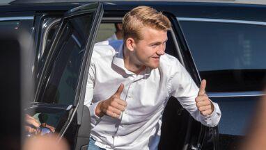 Juventus potwierdził transfer