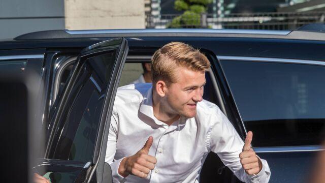 """Juventus potwierdził transfer """"Złotego Chłopca"""". Pięcioletni kontrakt, kolosalna kwota"""