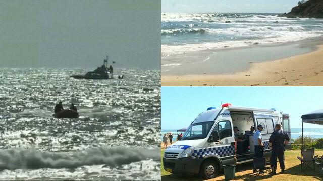 Europejscy turyści zaginęli w Australii. Na plaży znaleziono kości