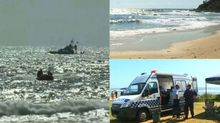 Turyści zaginęli w Australii. Na plaży znaleziono kości