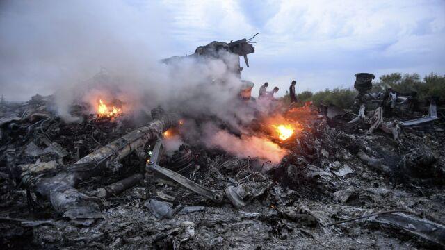 Pięć lat temu rosyjska rakieta zabiła 298 osób nad Donbasem