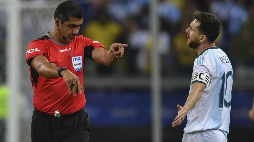 """""""Albo Messi przeprosi, albo uderzą w niego z całą siłą"""""""