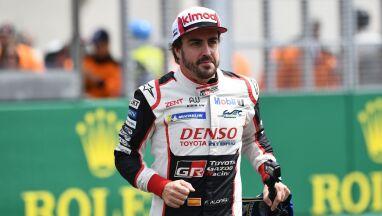Alonso nie myśli o powrocie do F1.