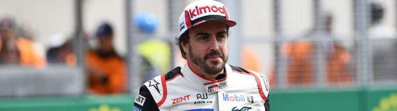 Fernando Alonso nie myśli o powrocie do F1
