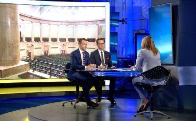 Waldemar Buda: z sondażu wynika, że nie ma zaufania do opozycji